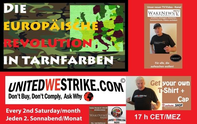 Die europaeische Revolution in Tarnfarben - UWS Radio-Marathon 20160611