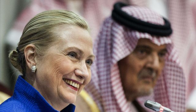 Hillary-Clinton-and-Saudia-Reps