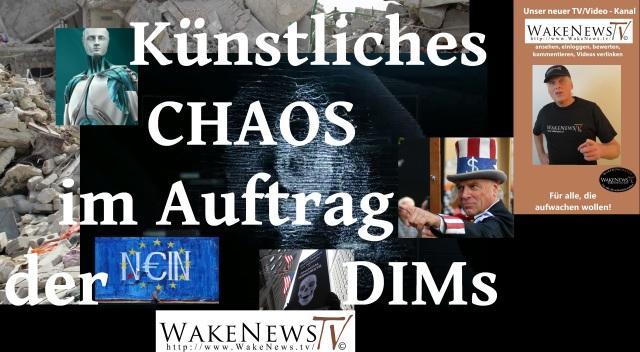 Künstliches Chaos im Namen der DIMs