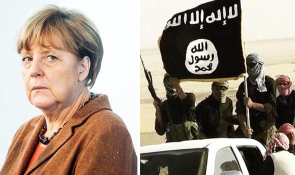 Merkel-ISIS