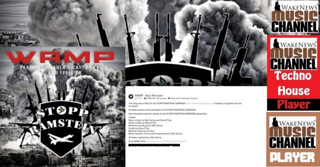 Stop Ramstein WAMP - Wake News Music Channel