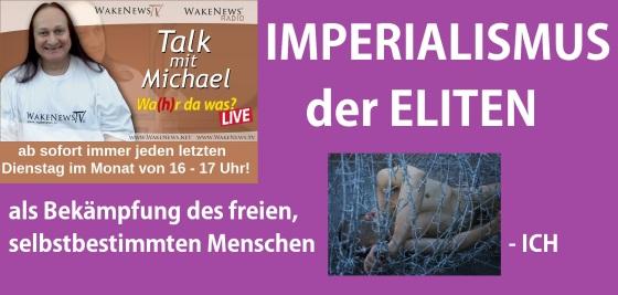 IMPERIALISMUS der ELITEN