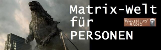 Matrix-Welt für PERSONEN