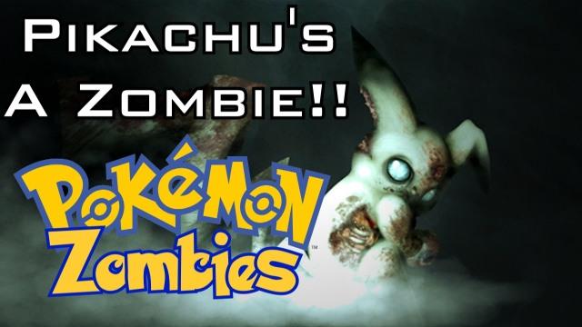 Pokemon Zombies