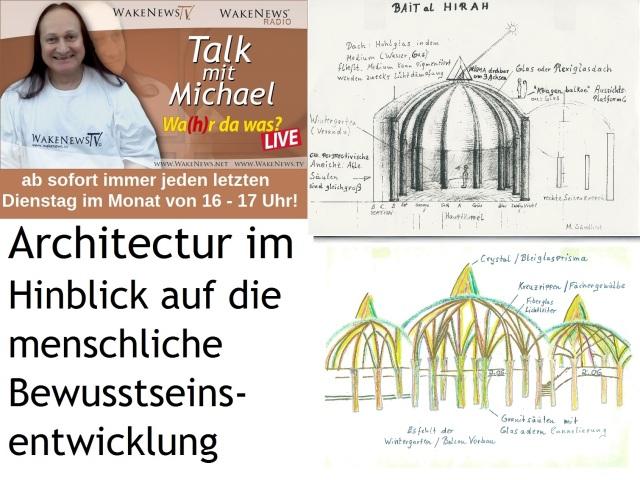 Architectur im Hinblick auf die menschliche Bewusstseinsentwicklung