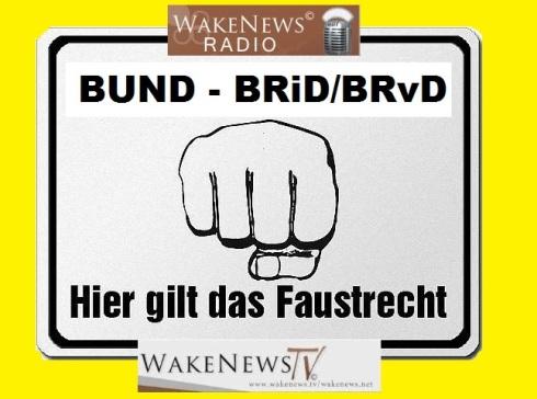 BUND - FAUSTRECHT