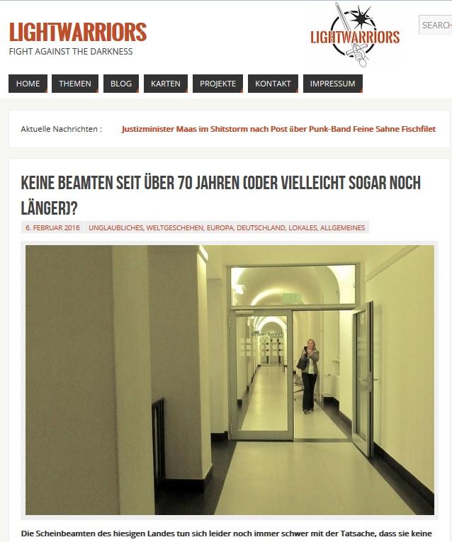 Keine Beamten seit über 70 Jahren mehr in Deutschland