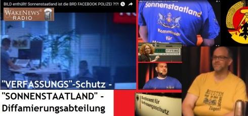 Verfassungsschutz - SONNENSTAATLAND Diffamierungsabteilung