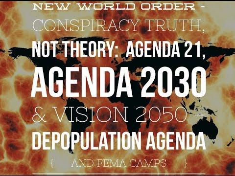 Agenda 21, Agenda 2030, Agenda 2050
