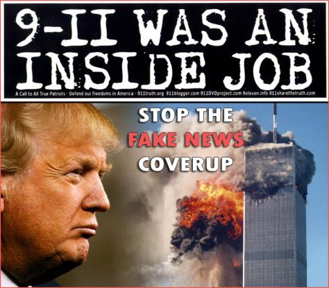 911 Inside Job Trump